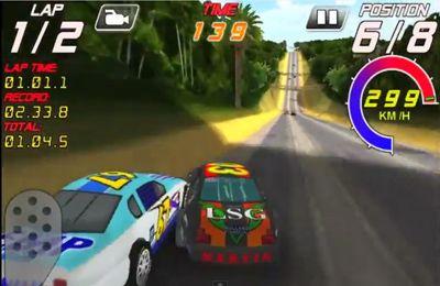 Fahrer der Schnellstraße für iPhone