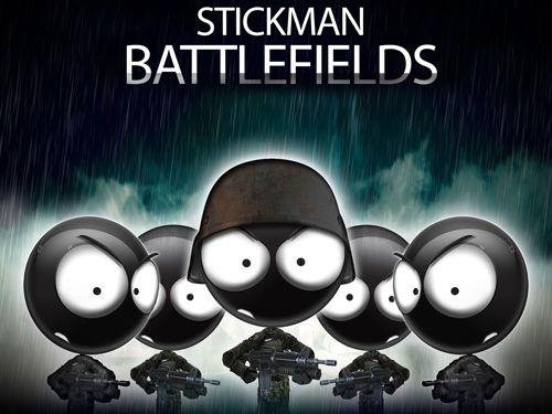 logo Stickman: Campos de batalha