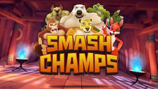 Smash champs скриншот 1