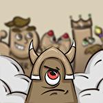 Alpha-beta icône