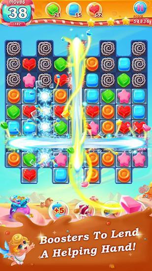 Candy paradise скриншот 4