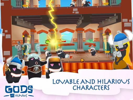 Gods vs humans para Android