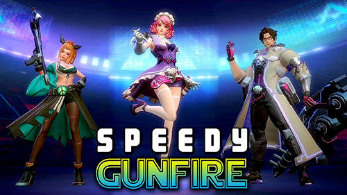 Capturas de tela de Speedy gunfire: Striking shot