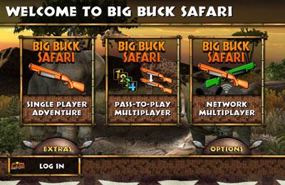 Große Afrika Safari für iPhone