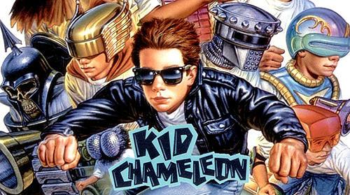 Kid Сhameleon captura de pantalla 1