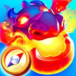 Draconius go: Catch a dragon! ícone