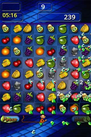 Fruited для Android
