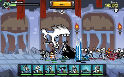 Cartoon wars 3 pour Android