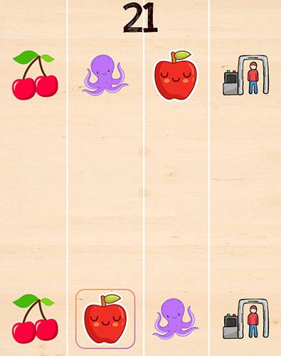 Logik Crossword puzzle image: Be smart! für das Smartphone