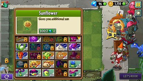Pflanzen vs. Zombies 2: Moderner Tag für iPhone