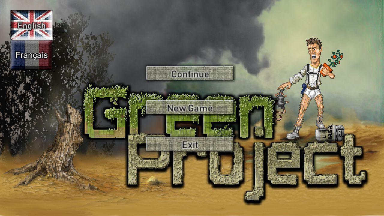 Green Project скриншот 1
