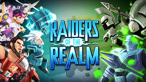 Raiders of the realm icon