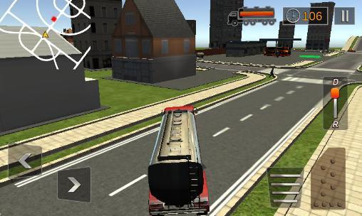 Oil transport truck 2016 für Android