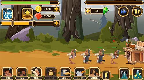 Historische Spiele Knights age: Heroes of wars. Age: Legacy of war auf Deutsch