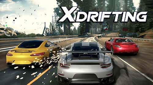 X drifting icono