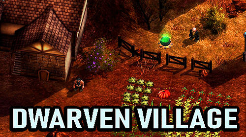 Dwarven village: Dwarf fortress RPG Screenshot