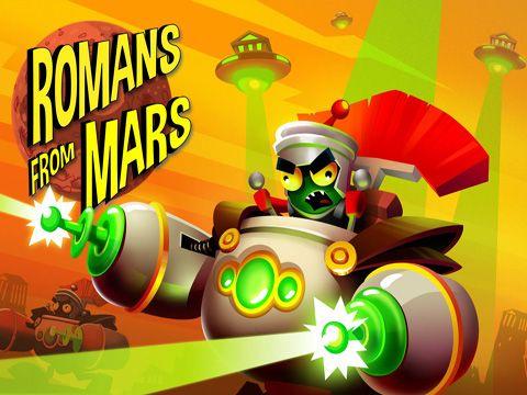 logo Römer vom Mars