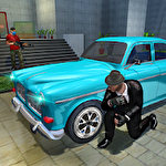 Stealth agent gangster mission Symbol