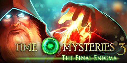Time mysteries 3: The final enigma capture d'écran 1