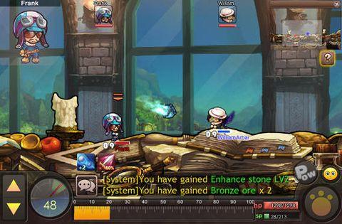 Screenshot Minischlacht: Deluxe auf dem iPhone