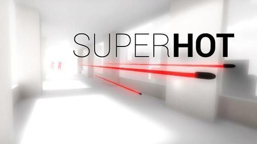 Superhot shooter 3D captura de tela 1