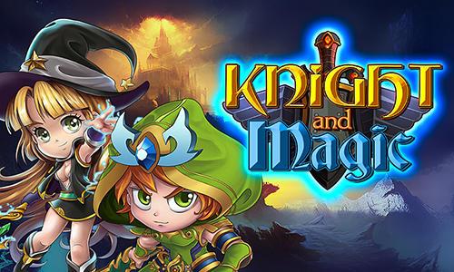 Knight and magic Screenshot