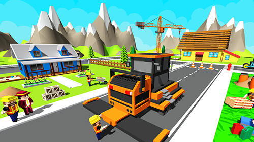 Architect craft building: Explore construction sim für Android