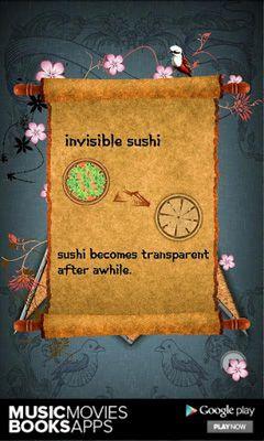Sushi Slash in English