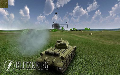 Blitzkrieg MMO: Tank battles (Armored aces) screenshot 1