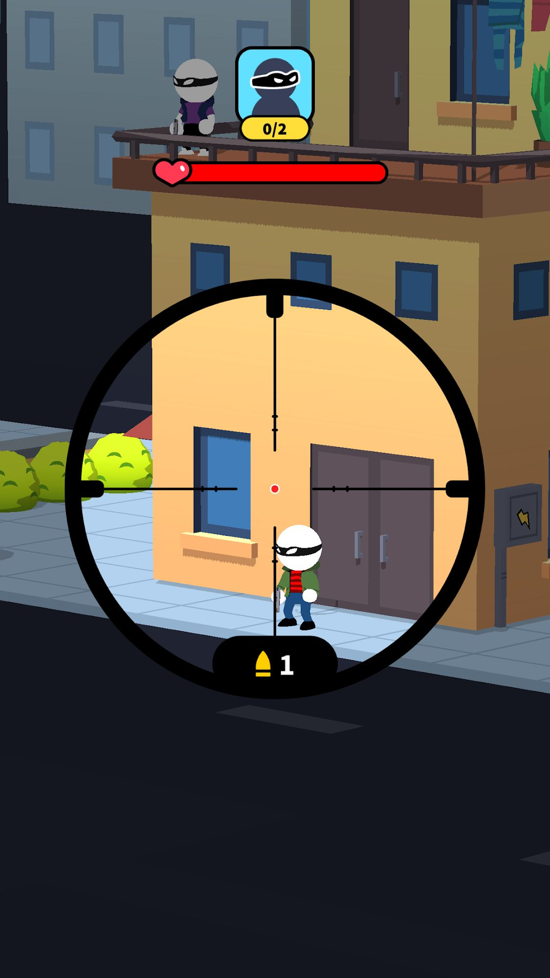 Johnny Trigger: Sniper for Android