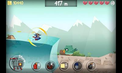Surfing Beavercapturas de pantalla