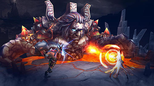 Warriors of glory für Android
