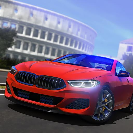 アイコン Driving School Sim
