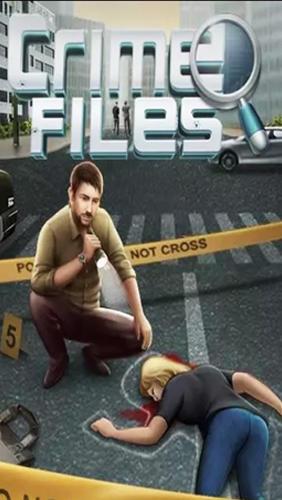 Crime files captura de pantalla 1