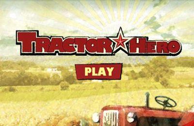 логотип Герой Тракторист