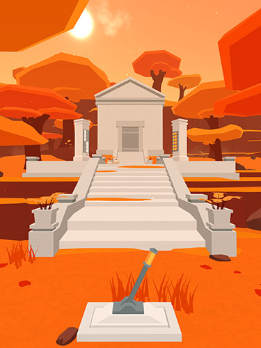 Abenteuer-Spiele Faraway 4: Ancient escape für das Smartphone