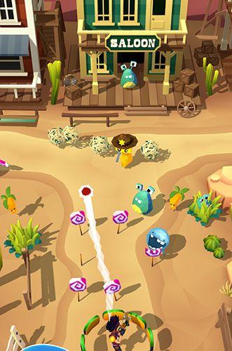 Jogos de arcade: faça o download de Patrulha de doces: Defesa de pirulito para o seu telefone