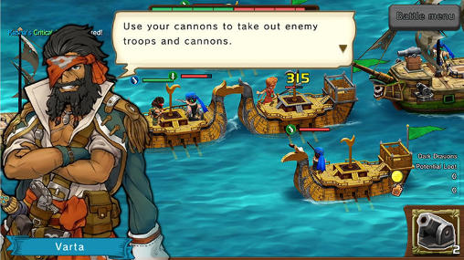 War pirates screenshot 2
