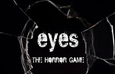 logo Los ojos - juego de horror