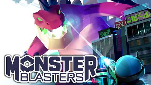 Monster blasters captura de pantalla 1