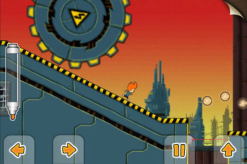 Arcade games: download Max and the magic marker to your phone