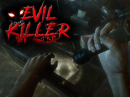 Evil killer ícone