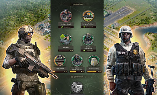 Imperial: War of tomorrow für Android