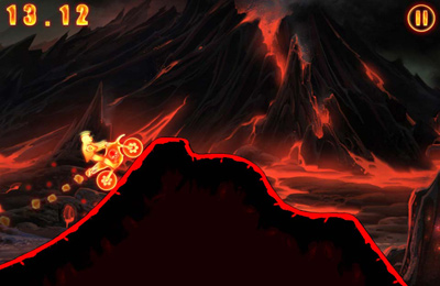 Höllenreiter für iPhone