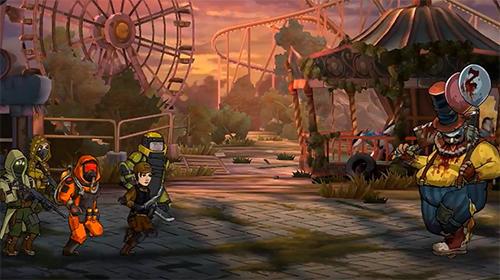 Zero city: Zombie shelter survival скриншот 1