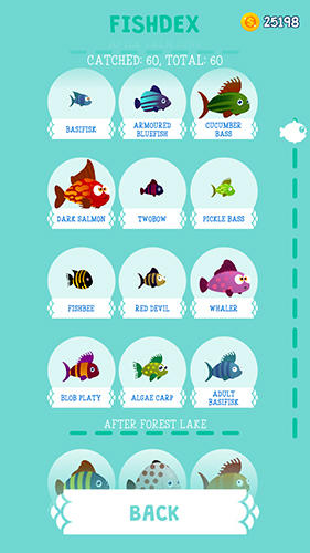 Arcades Fisherman pour smartphone
