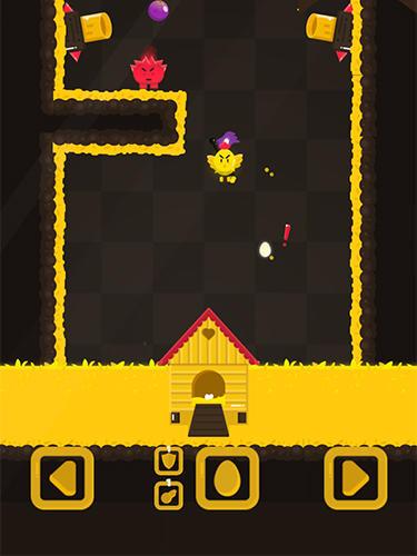 Arcade-Spiele Eggxplode! für das Smartphone