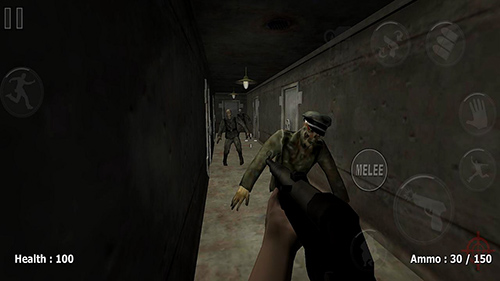 Slenderman history: WW 2 zombies for Android