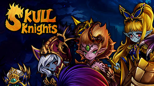 Skull knights: Idle RPG скриншот 1