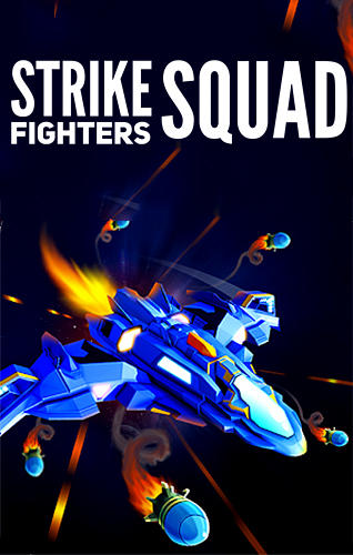 Strike fighters squad: Galaxy atack space shooter screenshot 1